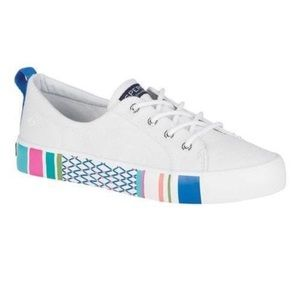 Sperry Top Sider Crest Vibe Canvas Sneaker 11